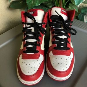 "Nike spike Lee high ""bulls"""
